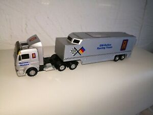 Maisto-MERCEDES-BENZ-GM-RALLY-RACING-TEAM-modello-CAMION-DA-COLLEZIONE-RAR