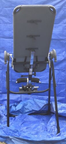 Details about  /Teeter Hang Ups F7000 INVERSION TABLE Foldable Frame Local Pickup Los Angeles