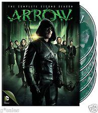 Arrow ~  Complete Second Season 2 Two ~ BRAND NEW 5-DISC DVD SET