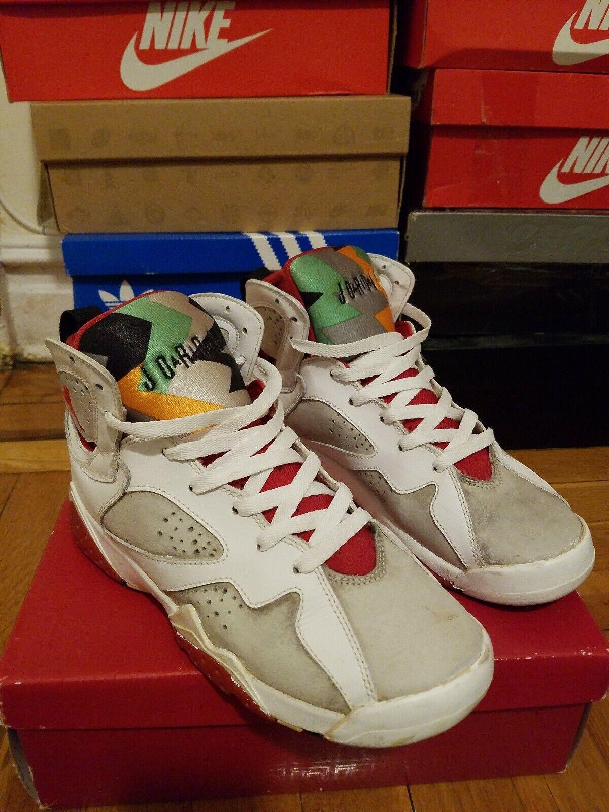 43d77b1a30919e Nike Air Jordan Vii 7 Hare Cdp Dountdown Pack Size 6y Youth Kids