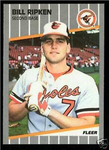 1989 Fleer Bill Ripken Error Card Refrigerator Magnet Baltimore Orioles F**K FAC