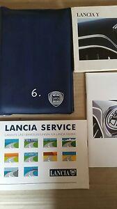 LANCIA-Y-Betriebsanleitung-1997-Bedienungsanleitung-Handbuch-Bordbuch-BA