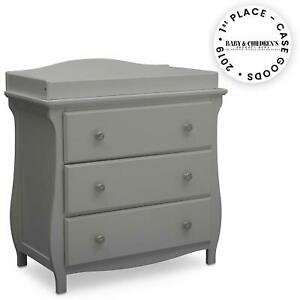 Delta Children Lancaster 3 Drawer