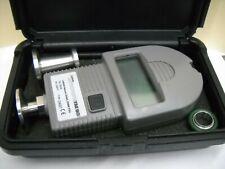 Leybold Tm 90 Thermovac 9 Volt Battery Powered Digital Vacuum Gauge