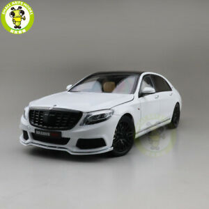 SMALL GIFT!!! Car Model for S-Class 900 1:18 White