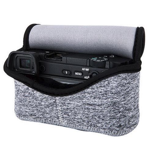 JJC OC-F2BG cámara caso para Nikon P530 L820 L830 L840 B500 X-T20 16-50mm XT20