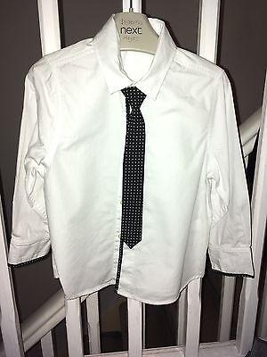 Camicia E Cravatta Next- Alta Qualità E Poco Costoso