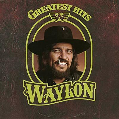 Waylon Jennings New 2019 Greatest Hits 150 Gram Vinyl
