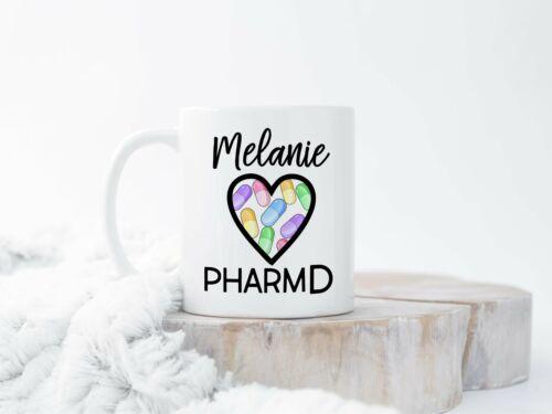 Personalized Pharmacist Mug Funny Pharmd Mug Pharmacist Mug Pharmacy Grad Mug