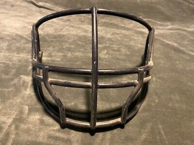 """VINTAGE FOOTBALL HELMET FACEMASK CLIPS REPRODUCE NEW /"""" RED /"""""""