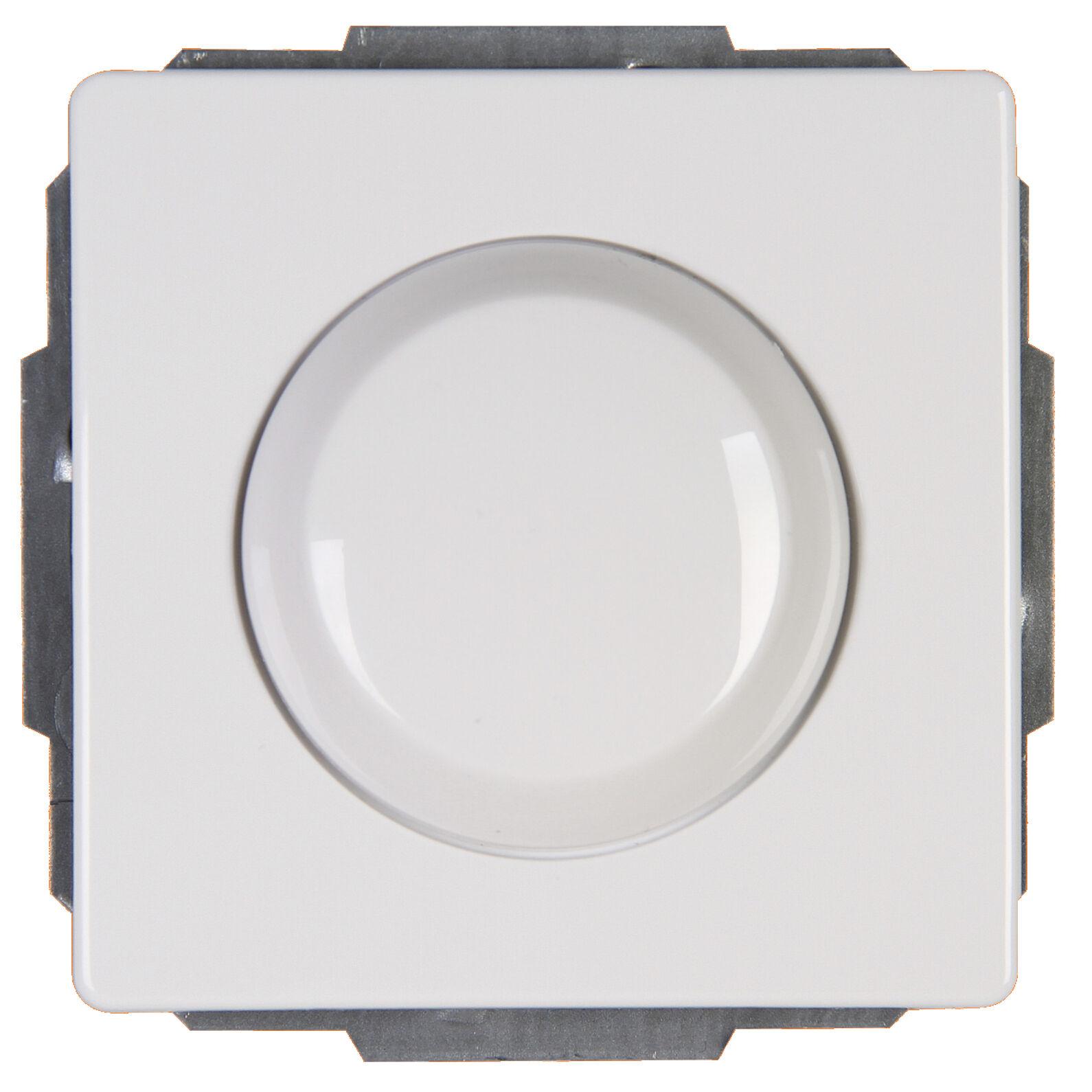 Kopp Wippen-Wechsel-Dimmer Venedig 20-275 W VA Phasenabschnitt rein-weiß Neuware | | | Sehr gute Farbe  ac3fda