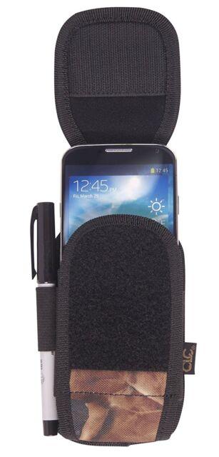 Custom Leathercraft 5127M Sportsman Mossy Oak Smartphone Padded Interior Holder