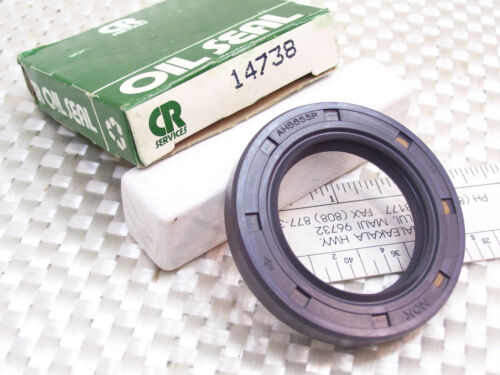 Chicago Rawhide {8968} Oil Seal Single  P# 14738