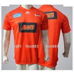 BBL Big Bash League NEW 2019-20 Melbourne Renegades Shirt Jersey Kids Adult Size