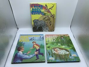 Adventures From God's Word, I Read About Love, & Care Bible Reader 1,2,3  lot
