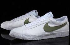 733608abdc6c Nike SB Mens Air Zoom Blazer Low Canvas Maroon Shoes Maroon 8 for ...