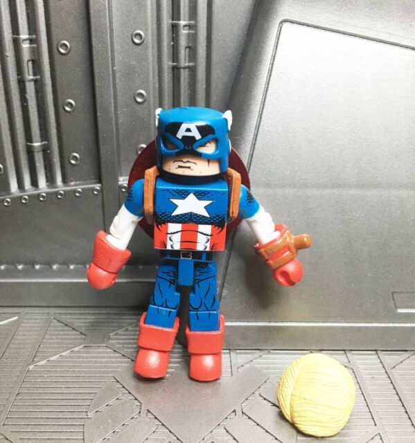 Marvel Minimates CAPTAIN AMERICA Wave 44 Loose figures Avengers X-Men