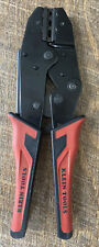 Klein Tools 3005cr Wire Crimper Tool Ratcheting Insulated Terminal Crimper