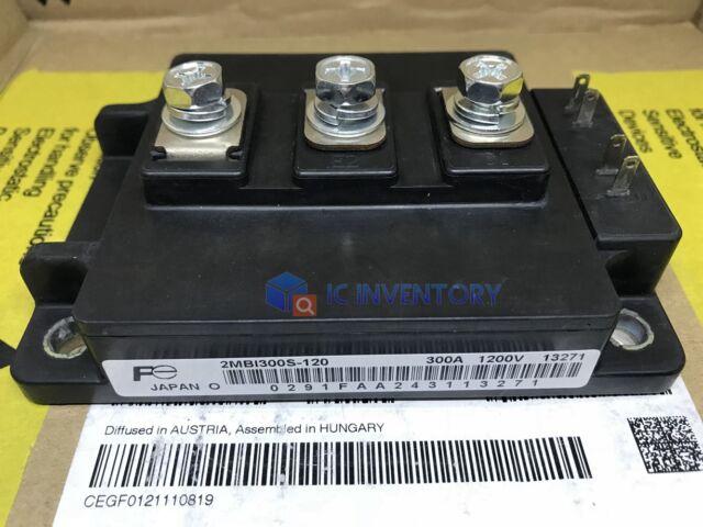 NEW 1 pcs 2MBI300S-120  FUJI IGBT MODULE 2MBI300S120