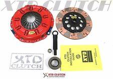 XTD STAGE 3 DUAL FRICTION CLUTCH KIT 97-05 AUDI A4 QUATTRO 98-05 VW PASSAT 1.8T