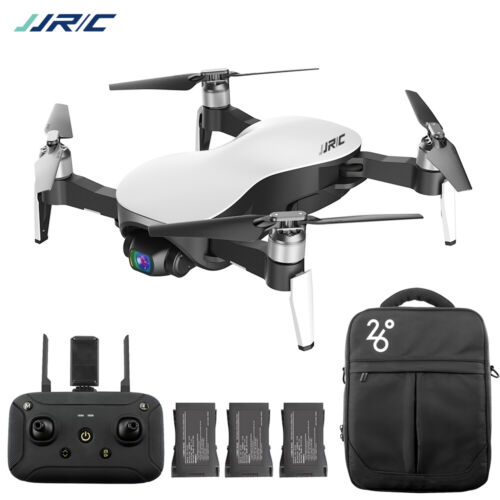 JJRC X12 4K HD Camera 5G WiFi FPV Drone GPS Brushless Foldable Quadcopter Drone