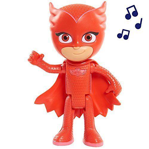 Neue pj masken deluxe roten owlette zahl kostenloser versand