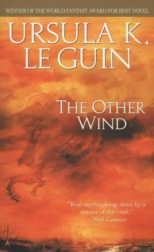 The Other Wind (The Earthsea Cycle, Book 6)-ExLibrary