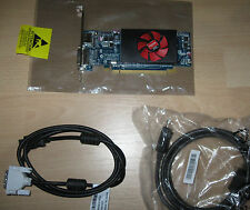 AMD ATI Radeon HD 8490 1GB 64bit PCIe x16 Grafik Karte, DVI & Display Port TOP