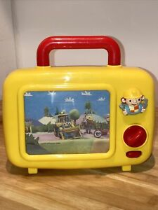 Bob-The-Builder-giocattolo-1998-TV-Musical-90s-Lullaby-movimento-TV-Wind-Up-CBeebies