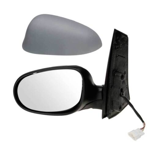 Replacement Passenger Side NS Left Hand Wing Mirror Heated Ford Ka 2009-On