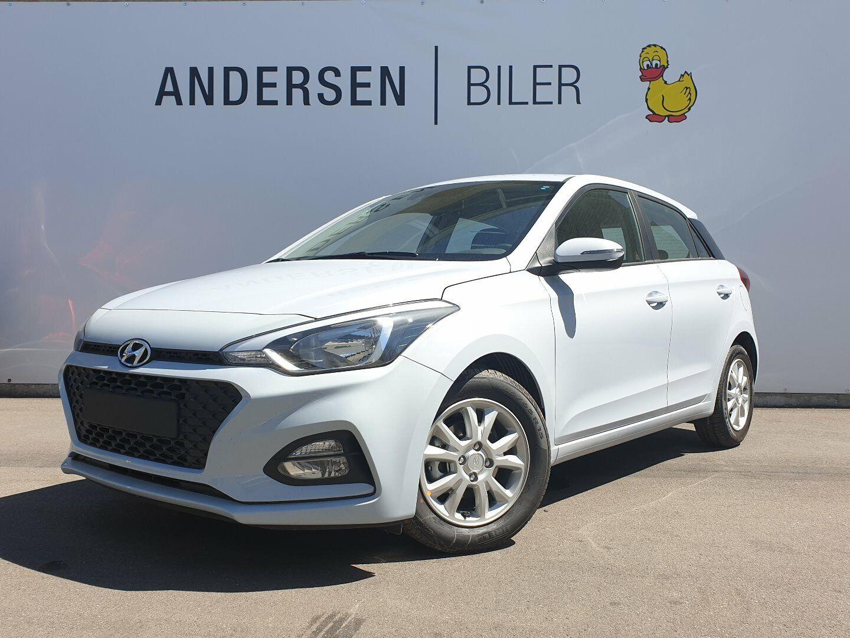 Hyundai i20 1,25 Summer Style 5d - 155.990 kr.