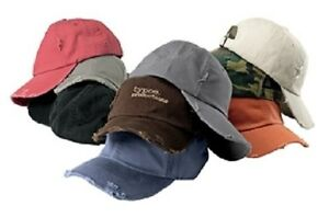 12-New-Distressed-Hats-EmbroideredFree4Ur-Company-UnstructuredLowProfile
