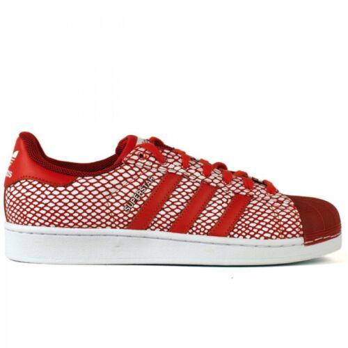 13 Adidas Originals Superstar Rouge Snake Hommes Pack Nouveau S82730 dvXSxvw