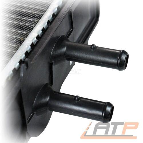 Échangeur de chaleur chauffage radiateur chauffage pour LANCIA Y
