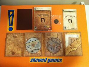 Elder scrolls iv: oblivion game of the year edition for xbox 360.