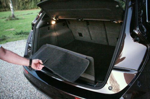 $$$ Kofferraummatte für Opel Crossland X NEU Ladekantenschutz AUSKLAPPBAR