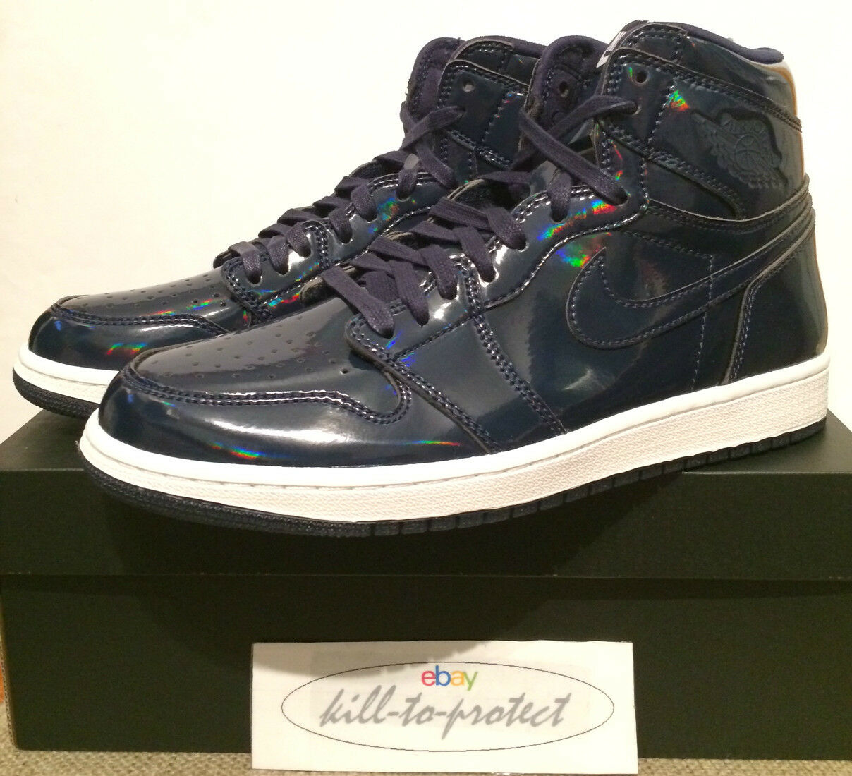 Dover STREET mercato x Nike Air Jordan 1 SZ UK US7 8 9 10 11 12 NIKE LAB DSM 2015
