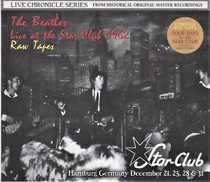 Los-Beatles-cinco-5-CD-034-En-vivo-en-el-Star-Club-1962-Cintas-de-RAW-034-Set