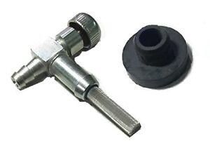 Generac-Coleman-amp-Craftsman-Generator-Fuel-gas-tank-Grommet-amp-Shut-off-valve
