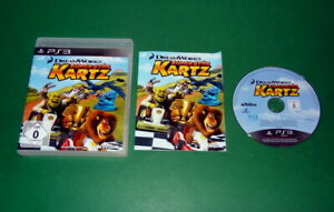 Super-Star-Kartz-mit-Anl-und-OVP-FUNRACING-GAME-fuer-Playstation-3-PS3