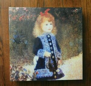 New Pierre Auguste Renoir Jigsaw Puzzle Girl with a Watering Can 500 Pcs Sealed