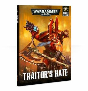 Warhammer-40-000-Traitor-039-s-Hate-Paperback