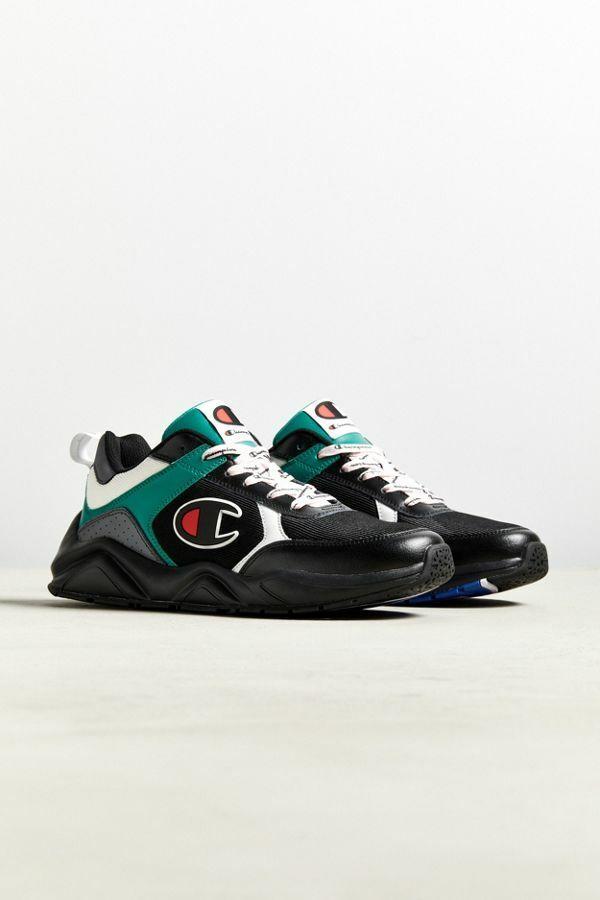 Champion 93 dieciocho bloque zapatos atléticos para hombres