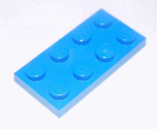 **LEGO PLATE 2x4 LUGS 3020 CHOOSE COLOUR **