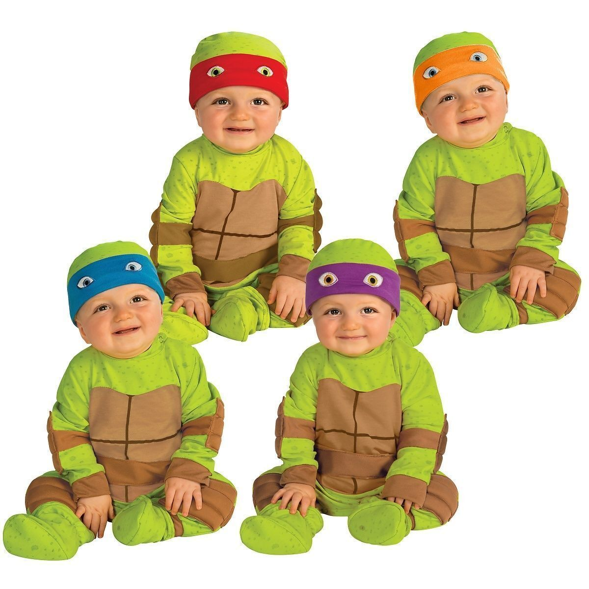 Teenage Mutant Ninja Turtles Leo Baby Infant Toddler Child Costume