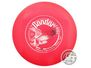 NEW-Innova-DX-Condor-157g-Pink-Silver-Foil-A-Midrange-Golf-Disc