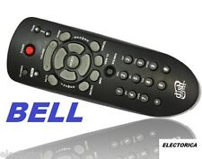BELL EXPRESS TV IR REMOTE CONTROL 2700, 2800 3100 3200 3400 3700 4100 5900 9141
