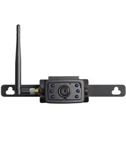 Haloview CA109 Wireless 720P High Definition License Plate Rear View Camera for