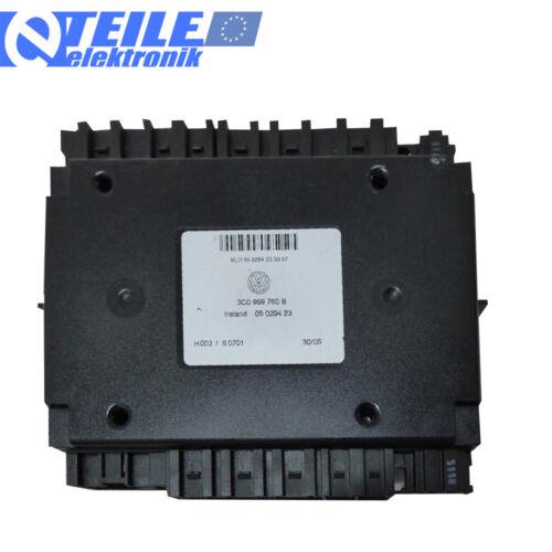 Speichermodulsitz Memory Module Seat 3C0 959 760 B 3C0959760B