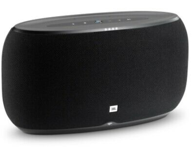 JBL Link 500 Voice-Activated Speaker with Google Assistant and Bluetooth